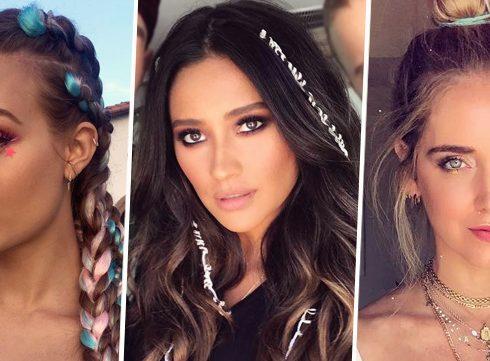Coachella: de acht mooiste beautylooks