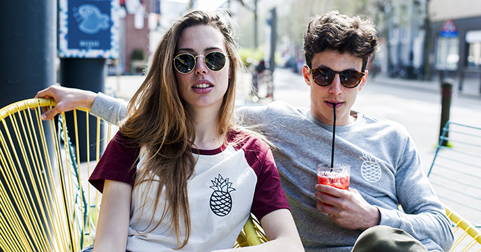 POP-UPTIP: De funky T-shirts en sweaters van Little Roots Apparel