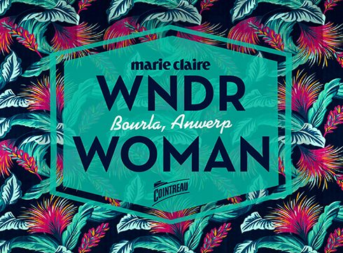 WNDR WOMAN: Marie Claire's Boss Ladies Night