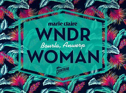 WNDR WOMAN: Marie Claire's Boss Ladies Night