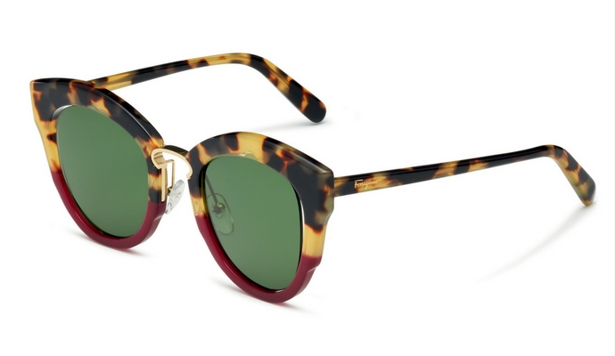 803b1fe9218418 marieclaire zonnebrillen ferragamo. De nieuwe collectie zonnebrillen van Salvatore  Ferragamo ...