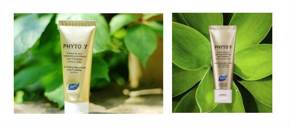 Phyto haar shampoo plantaardig bio