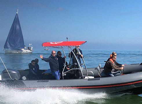 TIP: Met de boot naar Sergio Herman