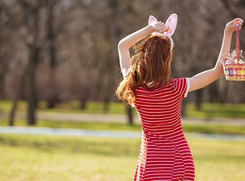Op je paasbest met de Ugly Easter Sweater