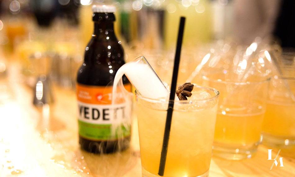 biercocktail cristal cornet mojito champagne gin wodka guinness vedett