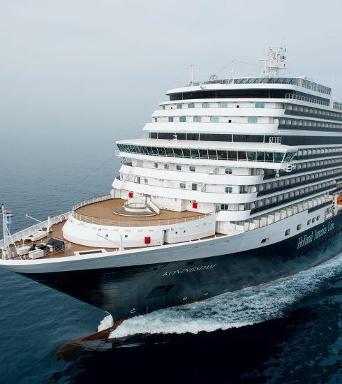 Op cruise naar Alaska met Oprah Winfrey