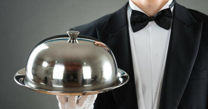 Een butler bestellen via je smartphone? Het kan dankzij deze nieuwe app!