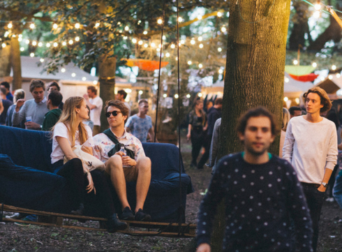Weekendtip: Kleinhouse Open Air festival in Antwerpen