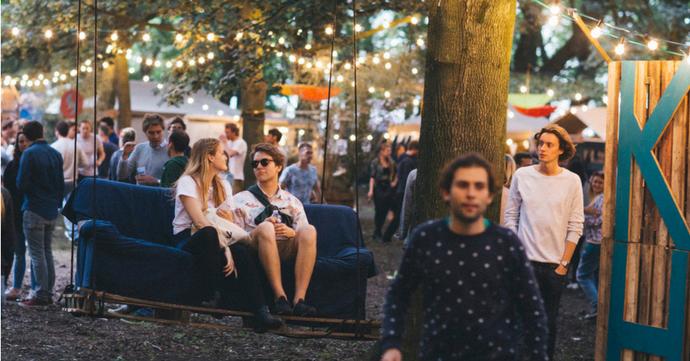 Weekendtip: Kleinhouse Open Air festival in Antwerpen