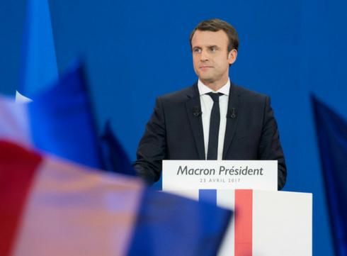 5 dingen die je nog niet wist over Emmanuel Macron