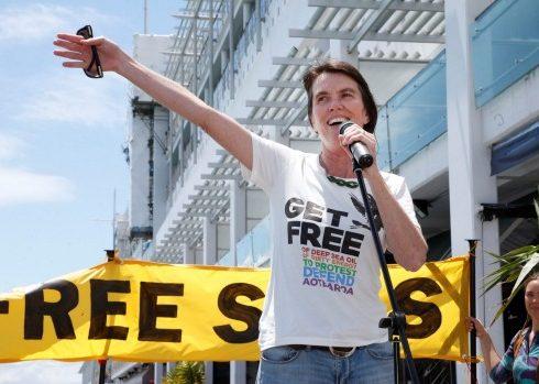 Bunny McDiarmid, de sterke vrouw achter Greenpeace
