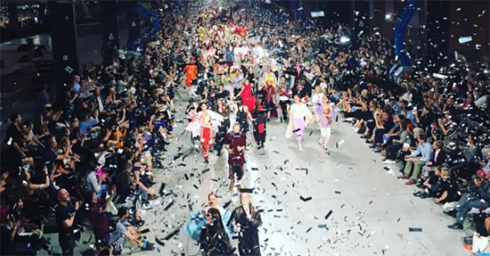 Het is weer bijna tijd voor eindejaarsdefilé van de Antwerpse modeacademie