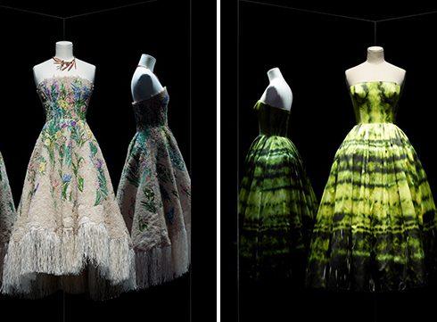 EXPO: 70 jaar Dior in het Musée des Arts Décoratifs