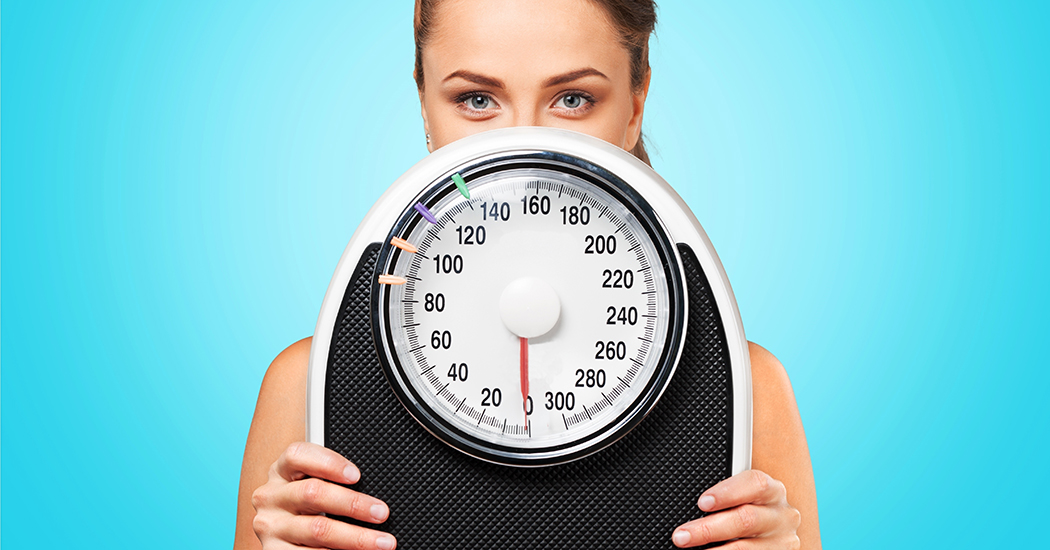gewicht afvallen