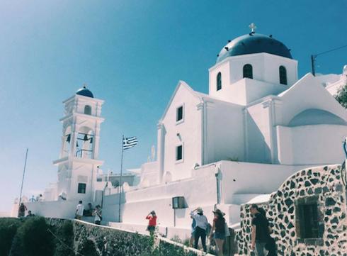 Vier dingen die je zeker moet doen in Santorini