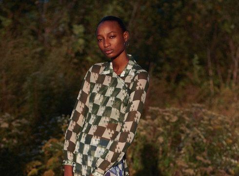 Oona verwelkomt Belgische designer Eline van Ree
