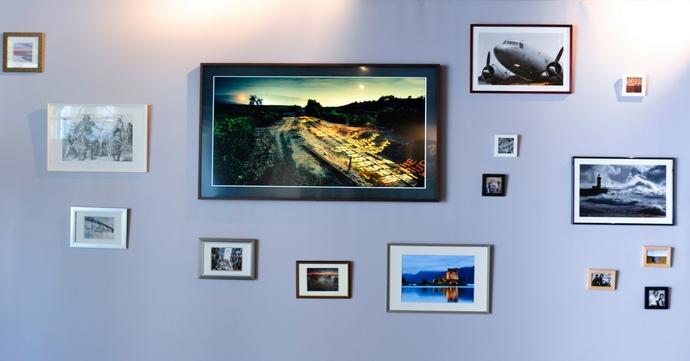 Samsung lanceert The Frame: ingeschakeld een televisie ...