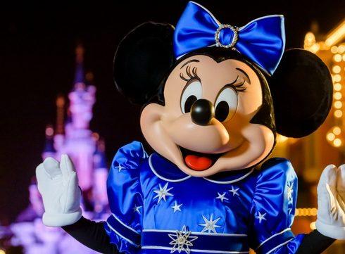 Minnie Mouse het topmodel: 12 exclusieve beelden