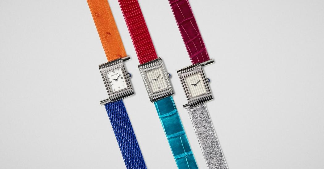 Reflet uurwerk boucheron horloge