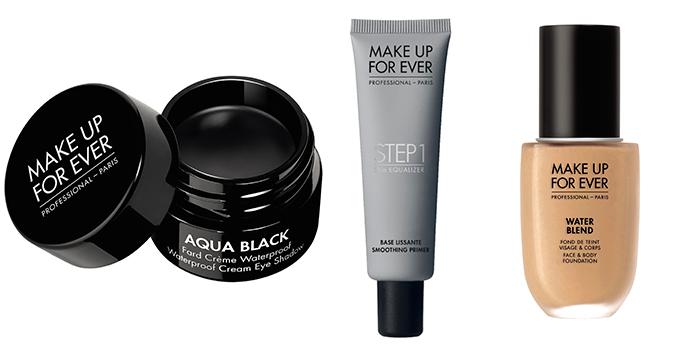 make up for ever planet parfum