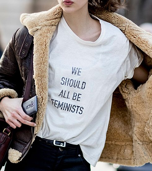 Shopping: T-shirts met een feministisch statement