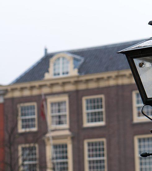 Boekentip: 'Het Pauluslabyrint' komt tot leven in Leiden