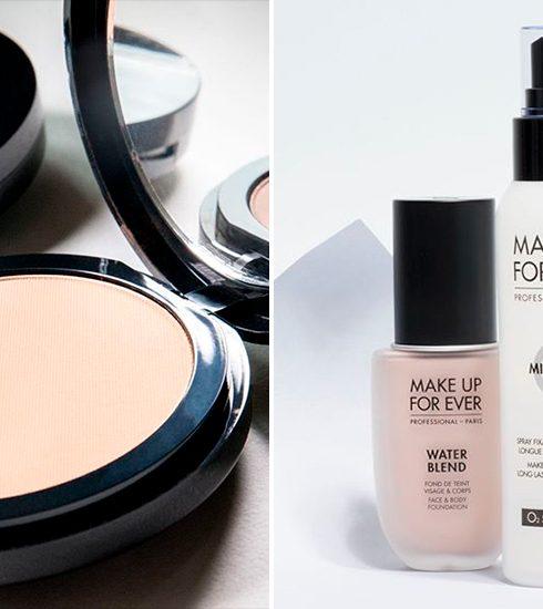 Nieuw bij Planet Parfum: Make Up For Ever, het cultmerk van visagisten