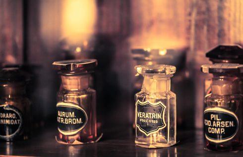 Trend: de luxueuze comeback van de apothekersfles