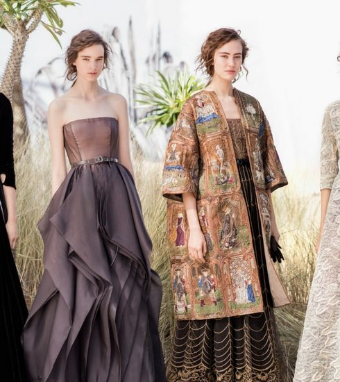 Christian Dior Haute Couture herfst/winter 2017-'18