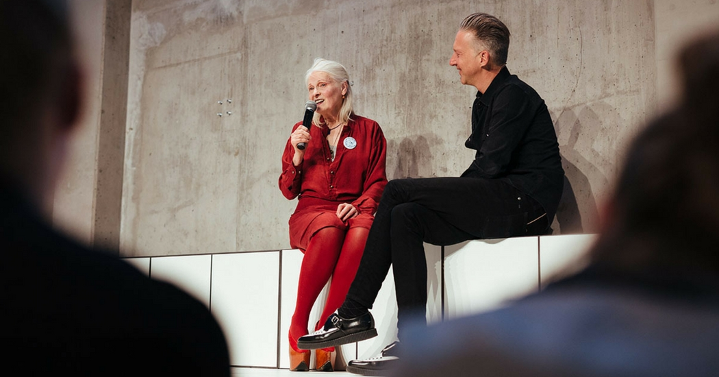 VIDEO: Vivienne Westwood over Bread & Butter by Zalando