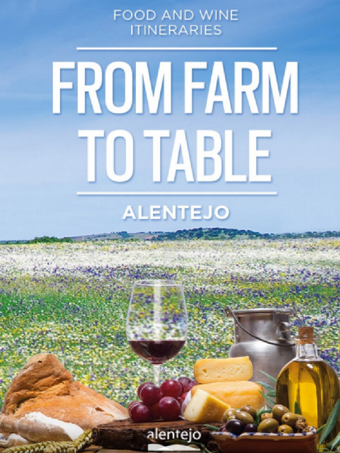 Alentejo Portugal culinair routes food