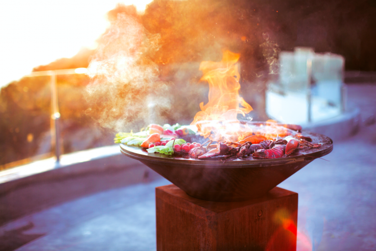 BBQ barbecue decoratie recepten