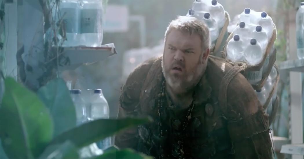 Van Game of Thrones tot Sodastream: 5 vragen aan Kristian 'Hodor' Nairn