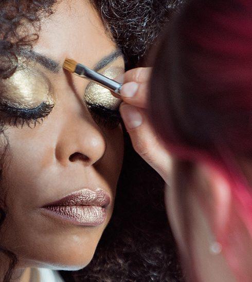 3 vragen aan Taraji P. Henson, het nieuwe gezicht van M.A.C's Viva Glam