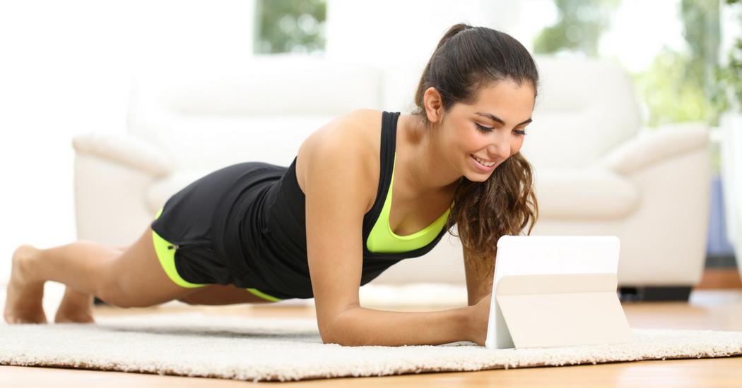 De 7 beste yoga-apps voor thuis (of onderweg)