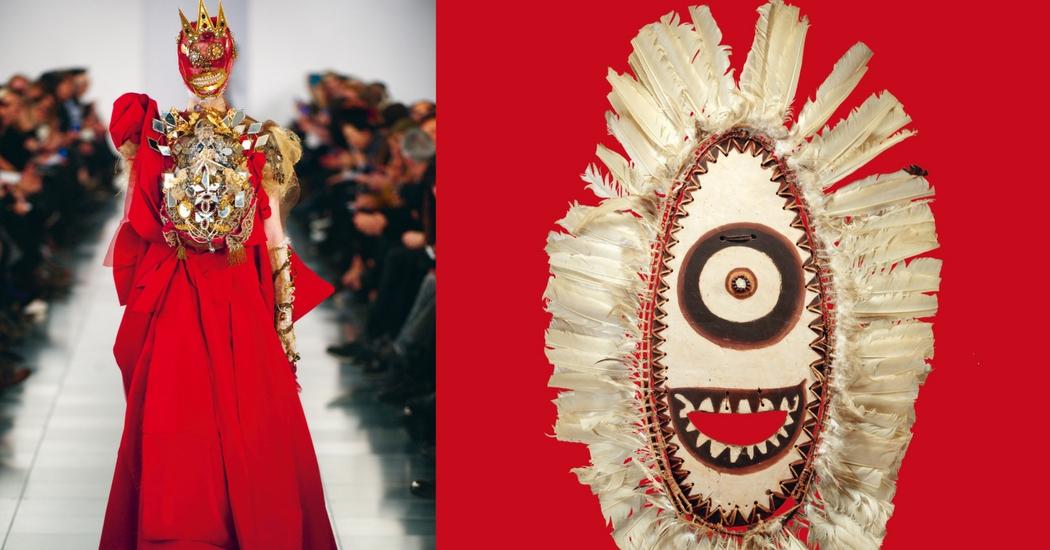 Must see: de Powermask expo van Walter Van Beirendonck