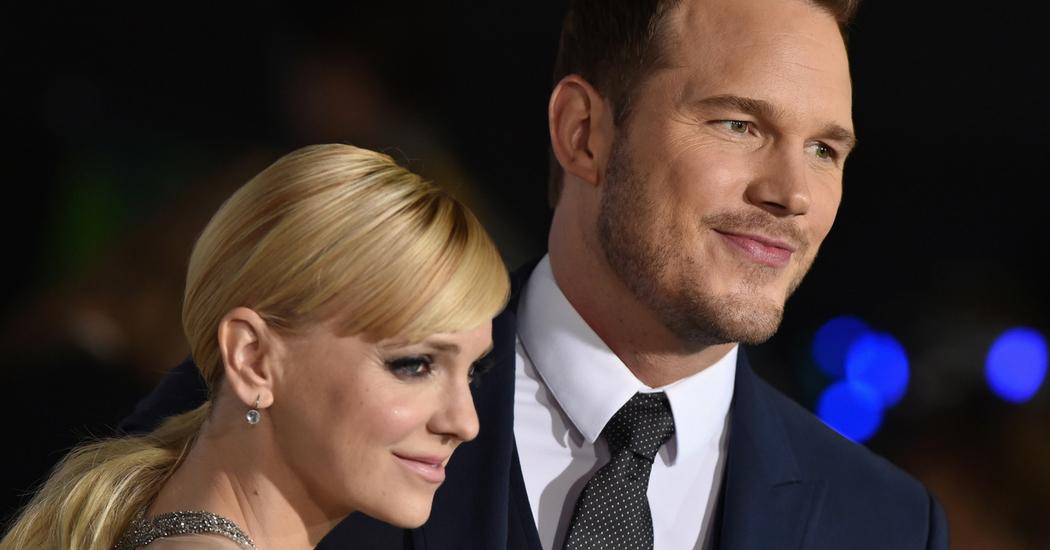 Chris Pratt Anna Farris uit elkaar scheiding