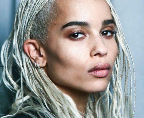 Zoë Kravitz nieuwe ambassadrice voor Yves Saint Laurent Beauty