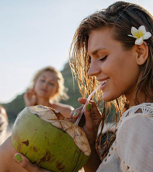Kokos: goed voor je binnen- en je buitenkant