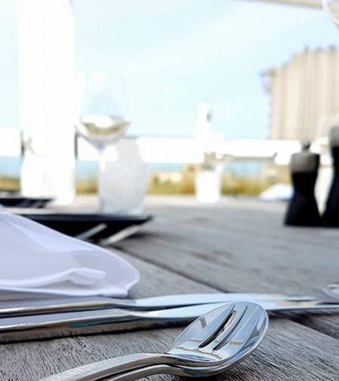10x heerlijk tafelen aan de kust
