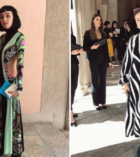 Milan Fashion Week: zo gaan de fashionista's naar de modeshows