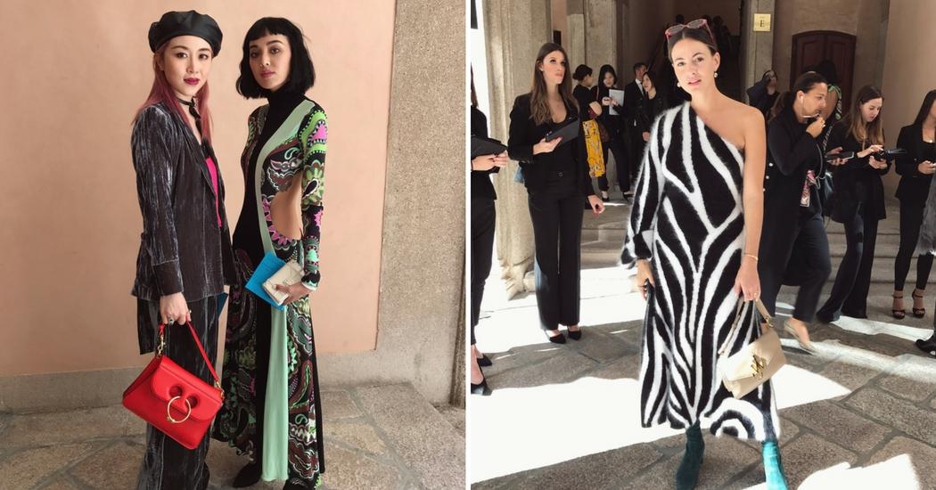 Milan Fashion Week: zo gaan de fashionista's naar de modeshows