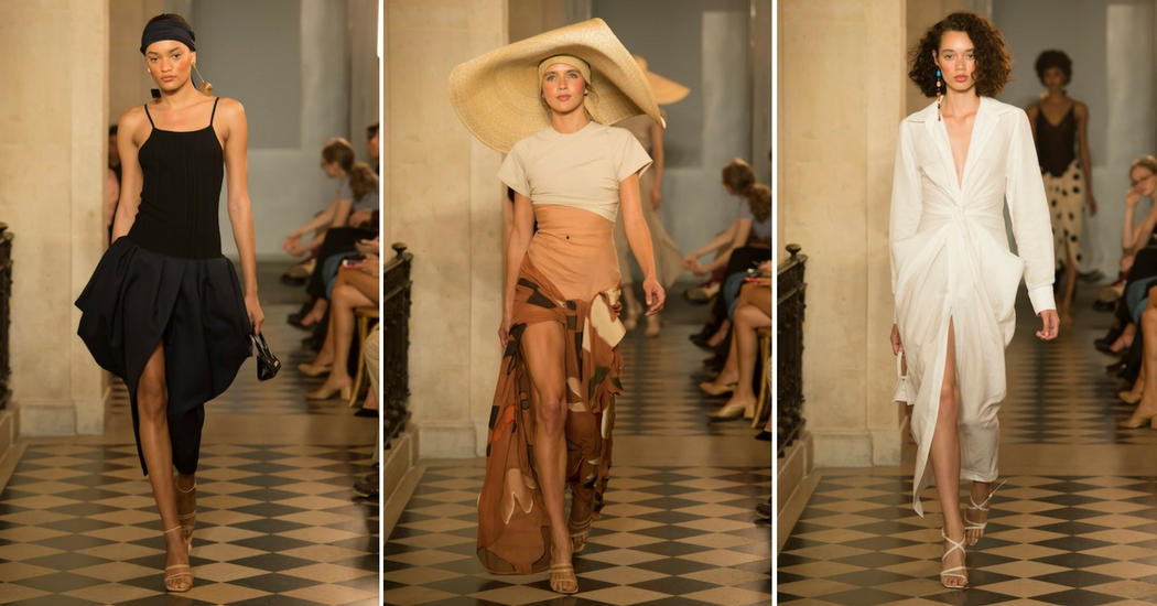 Paris Fashion Week: Jacquemus opent met La Bomba