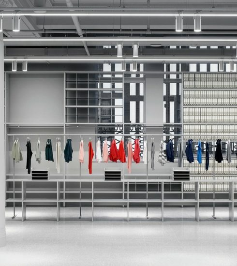 Arket opent eerste Belgische winkel in Brussel