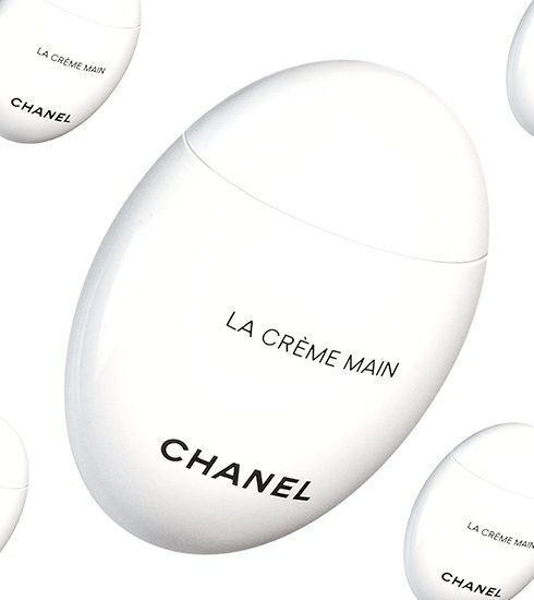 Crush of the Day: La Crème Main van Chanel