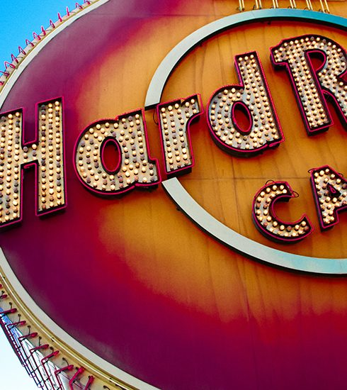 Hard Rock Cafe opent deuren op Antwerpse Groenplaats