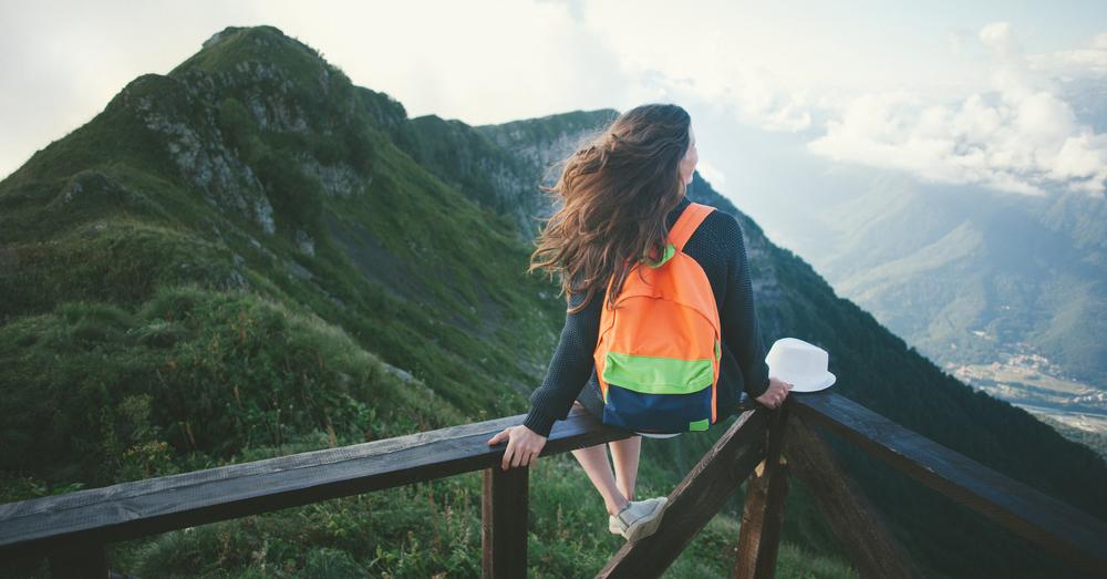 LONGREAD: Ik reis wel met mezelf