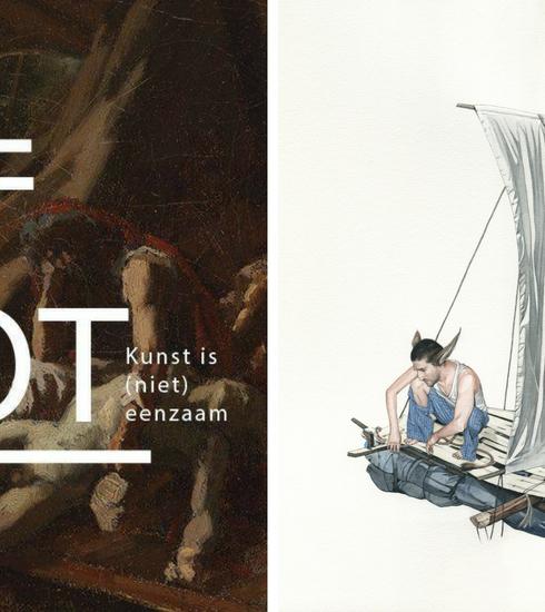 Weekendtip: aftrap internationale tentoonstelling 'Het vlot. Kunst is (niet) eenzaam.'