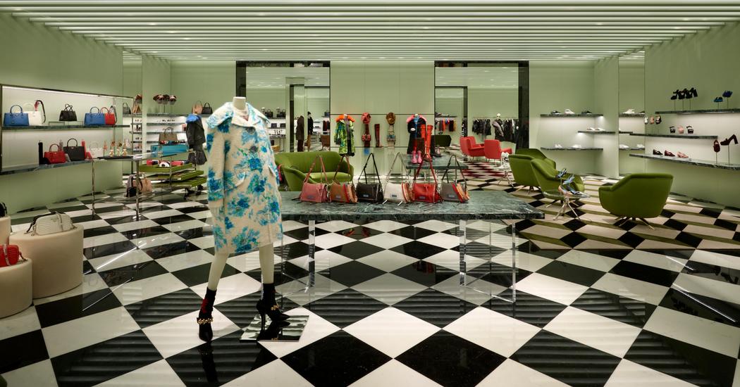 Allereerste Belgische Prada boetiek opent deuren in Brussel