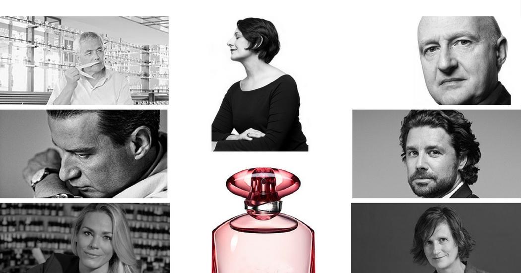 7 neuzen over wat hen inspireert bij het creëren van een nieuw parfum
